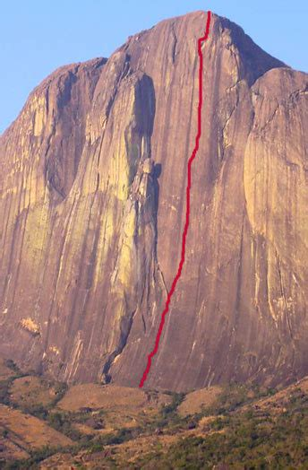 Which Granite Is Hardest - big new route on africa s hardest granite alpinist