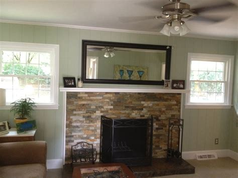 Fireplace Makeover by Fireplace Makeover Home