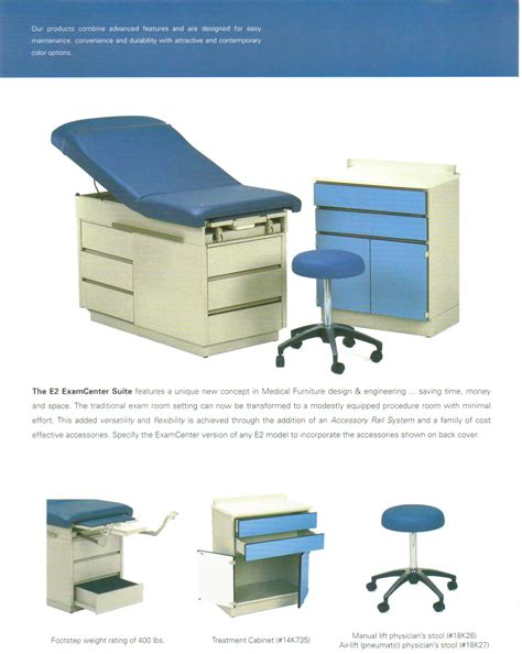 winco medical exam winco recliners winco 5001 optional front brake system
