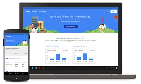 Google Shuts Down Mortgage Comparison Service