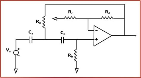 high pass filter calculator butterworth equal component active butterworth high pass filter calculator