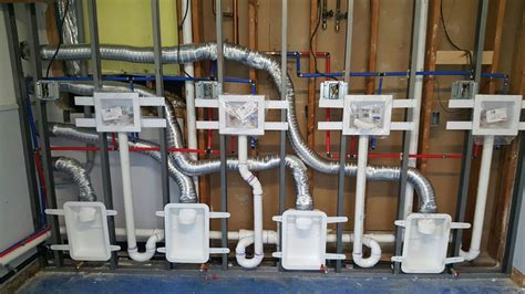 Laundry Hvac Design | plumbing gas dryer venting in rochester