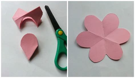 How To Make A Rosette Out Of Paper - diy paper 183 how to make a flowers rosettes