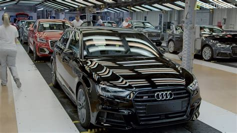 Audi Werke Ingolstadt by Audi Production Ingolstadt