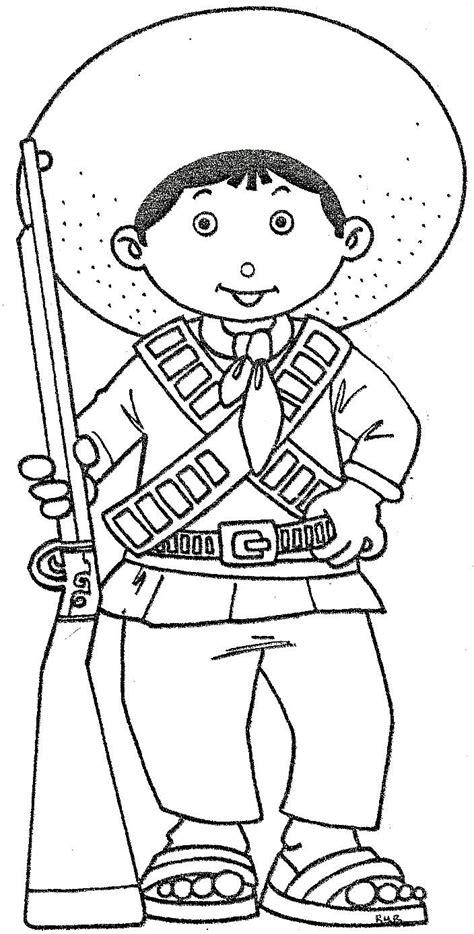 dibujos de la revolucion mexicana para nios holidays oo pinto dibujos dibujos de la revoluci 243 n mexicana 20 de