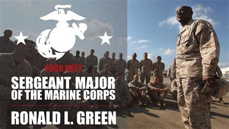 dunford chooses korea based sergeant major as next senior next sergeant major of the marine corps announced gt the