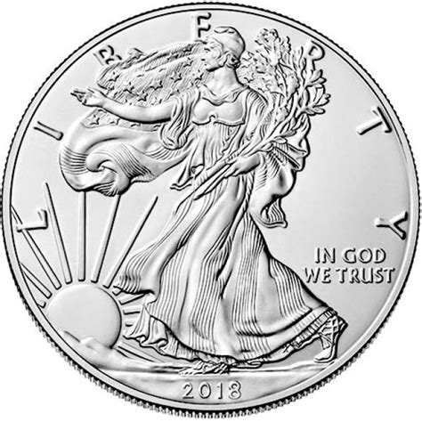 10 Oz Silver Eagle Coin by Buy 2018 American 1 Oz Silver Eagle Coin Brilliant