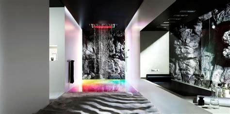 Sensory Interior Design by Sensory Sky Shows The Future Design Shower In Bathroom