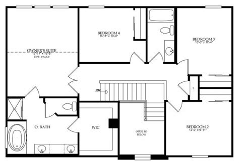 mi homes floor plans mi homes floor plans cincinnati house design and