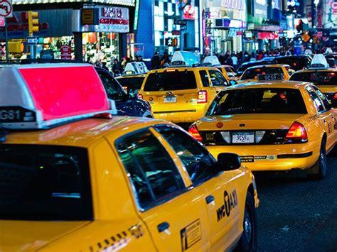 imagine  york city   taxis