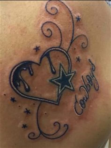 cowboys tattoo mckinney tx dallas cowboys thinking about getting this in a