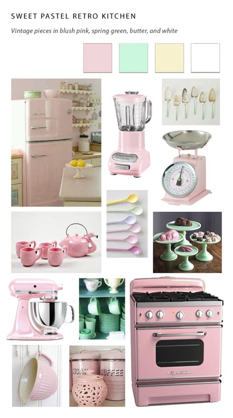 pastel small kitchen appliances kitchen pinterest small