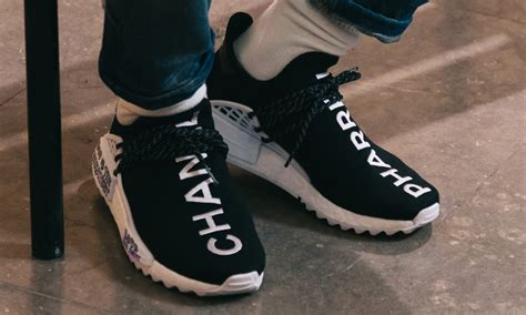 Adidas Nmd Pw Hu Clouds Mood chanel x adidas x pharrell at colette release date price info