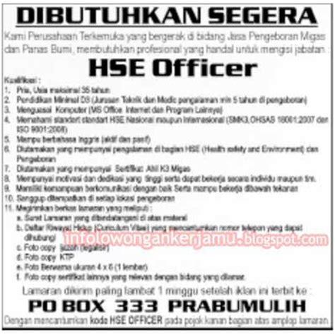 Gambar Lop Lamaran Kerja by Contoh Surat Lamaran Via Po Box Cara Mengirim Dokumen