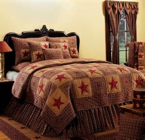 country bedding country and primitive bedding quilts vintage wine