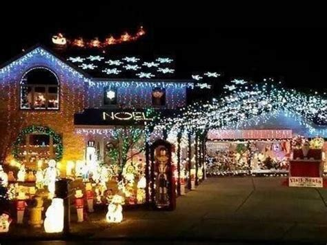 tell us where to find the best christmas lights in the