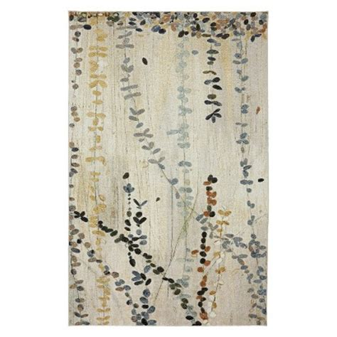 Target Rugs 8x10 by Mohawk Home Vines Area Rug Target