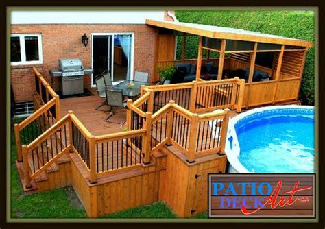 patio piscine r 233 sultats de recherche d images pour 171 deck piscine hors