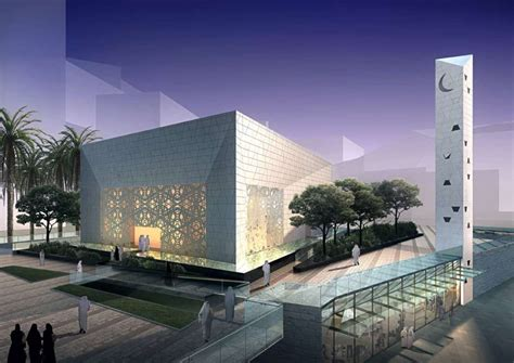 Masjid Architecture Design | 8 modern mosques that blend an ancient religion with