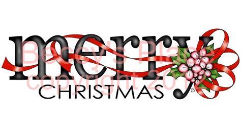 merry christmas word art    clipartmag