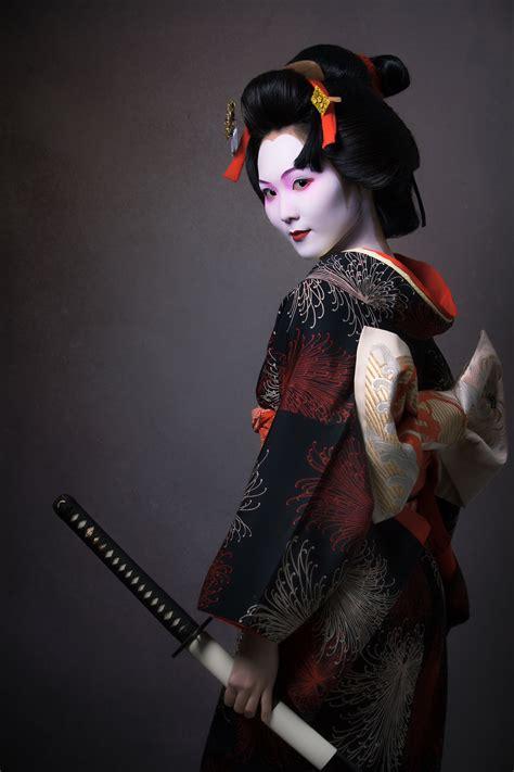 tattoo geisha katana pin by lerryd s on geisha pinterest x search and