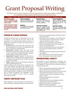 Grant Writing Template by Best Photos Of Writing A Grant Template How To