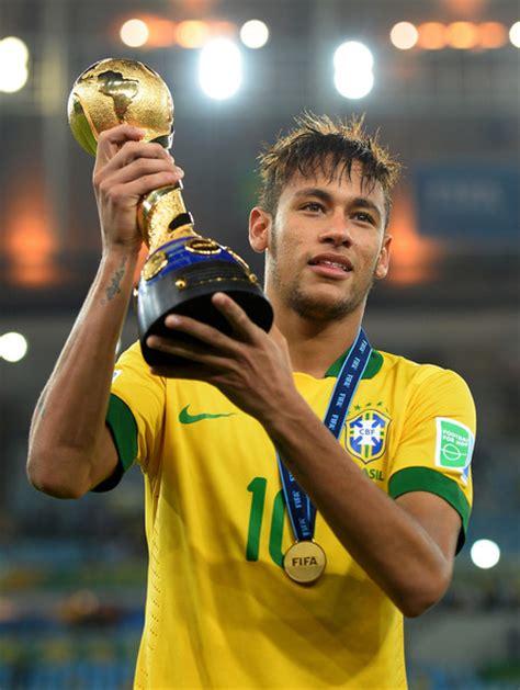 imagenes de neymar 2013 neymar pictures brazil v spain final zimbio