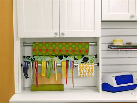 Paper Craft Storage Solutions - 12 creative craft or sewing room storage solutions diy