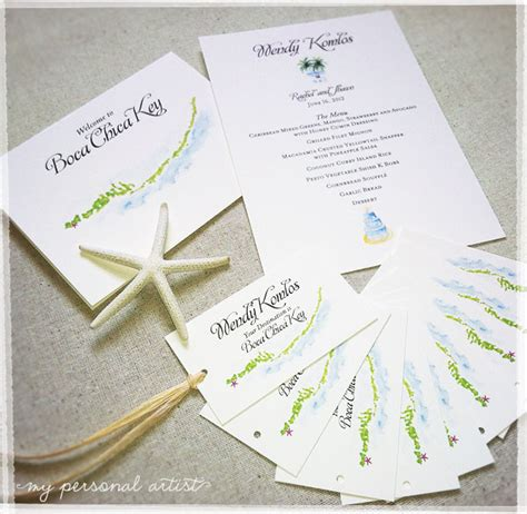 Wedding Invitations Place Cards by Unique Wedding Place Cards Mospens Studio