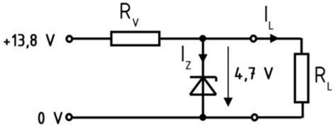 schottky diode in sperrrichtung technik a05