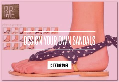 Design Your Own Sandals by Design Your Own Sandals Lifestyle