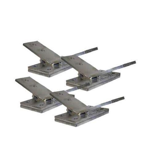 Sale Slingbags Hds 130 4w aluminum pontoon v bunk brackets 8 quot i beam bh usa
