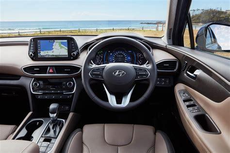 Hyundai Santa Interior by 2019 Santa Fe Highlander Interior Forcegt