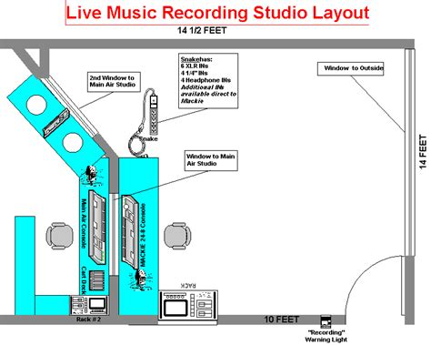 studio layouts live air studio layout wtju
