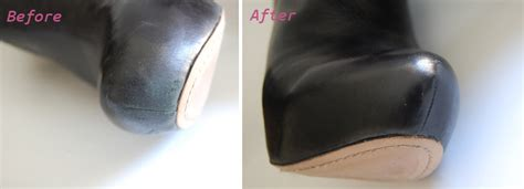 how to repair leather shoes black shoe hack