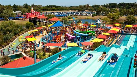 Theme Park Geelong   aussie holiday parks that mean fun travel travel news