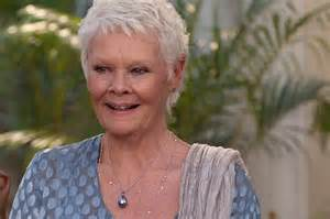 what products to use to get judi dench hair judi dench pashmina expert vanity fair