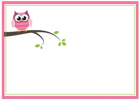 Baby Shower Invites For by Free Printable Owl Baby Shower Invitations Other