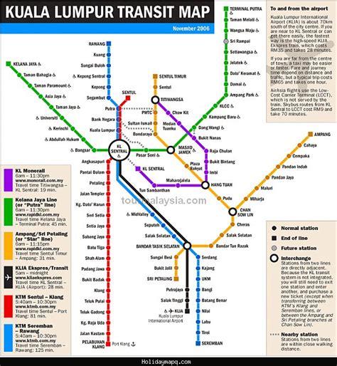 kuala lumpur map tourist attractions maps update 540190 malaysia tourist attractions map