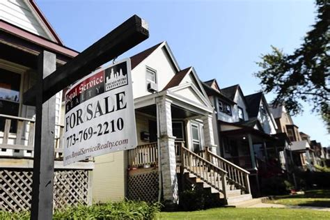 depaul housing some home values begin slow climb back tribunedigital chicagotribune
