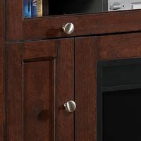 Flip Up Cabinet Door Hinges by Electric Fireplace Cabinet Mantel Package