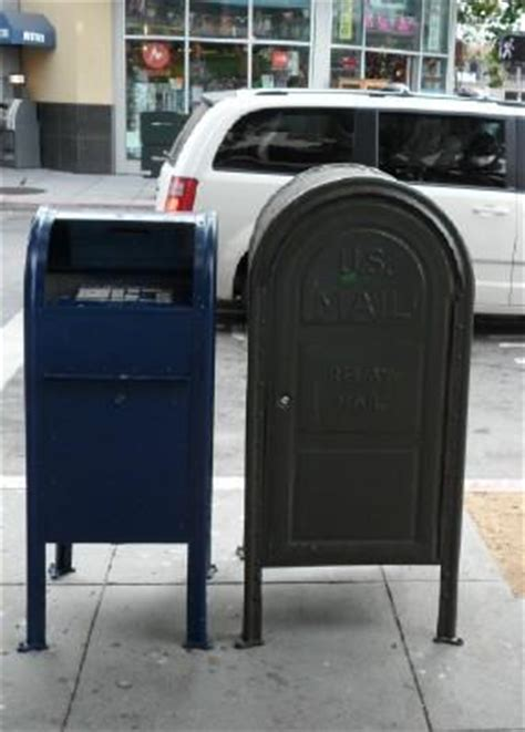 Post Office Mailboxes For Sale by When Usps Mailboxes Were Green O Railroading On