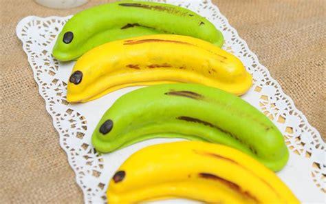 Cetakan Banana Cake Bentuk Pisang resep cara membuat banana cotton cake lucu resep dan masakan