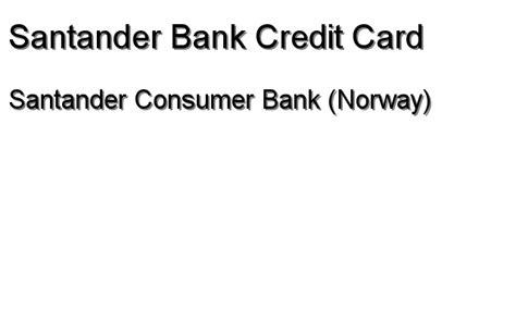 santander consumer bank mã nchengladbach banking santander consumer bank santander bank credit card