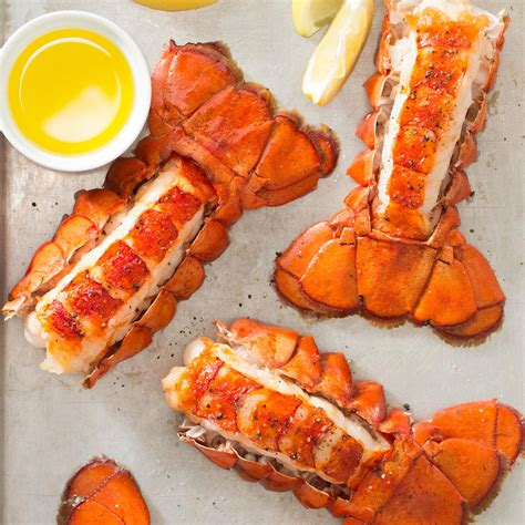 lobster cookbook delicious lobster recipes that anyone can create books broiled lobster recipe taste of home