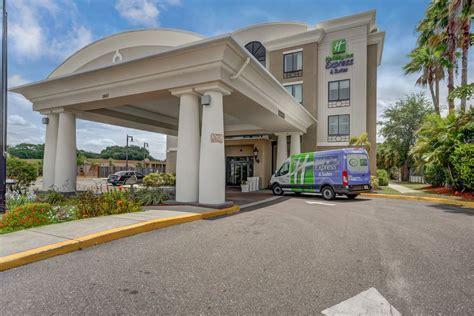Inn Busch Gardens by Inn Express Suites Ta Usf Busch Gardens