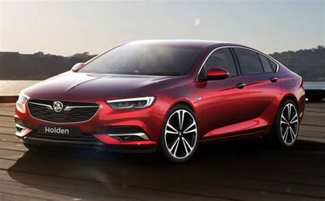 New Holden Commodore unveiled   Speedcafe