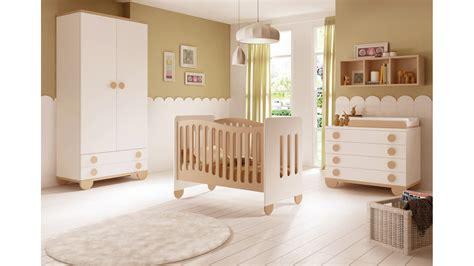 chambre de bébé mixte chambre de b 233 b 233 mixte gioco avec lit et armoire glicerio