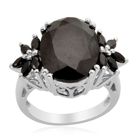 Channel Black Nickel 1000 images about black spinel jewelry on