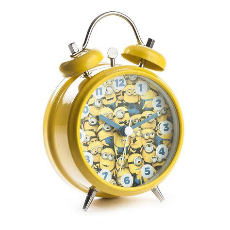 character mini bell alarm clock frozen wars more new ebay
